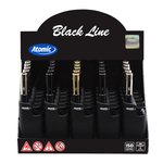 Atomic electronic mini bbq lighter black line