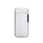 Cozy X-arc lighter with sensor silver