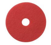 Weco schrob-pad rood 7 inch