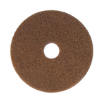 Weco schrob-pad bruin 6.5 inch