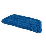 Wecoline microvezel vlakmop blauw 28cm.