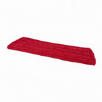 Wecoline microvezel vlakmop rood 63 cm