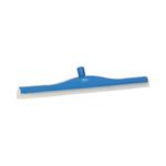 Vikan vloertrekker blauw 60 cm flexibele nek