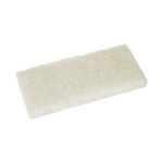 Weco doodlebugpad wit 12x25 cm 10 stuks
