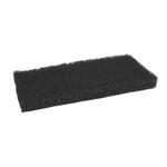 Weco doodlebugpad zwart 12x25 cm 10 stuks
