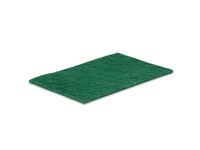 Weco schuurlapje groen 150x230 mm 10 stuks