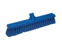 Vikan zachte veger blauw 40cm.