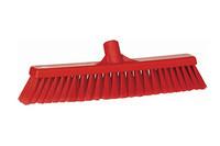 Vikan zachte veger rood 40 cm