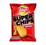 Lay's super chips naturel 45 gr