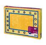 Lotus placemat Palazzo Blue 500 stuks