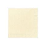 Duni servet 3 laags cream 40 cm