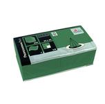 Servet tissue groen 33 cm