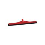 Vikan vloertrekker rood 60cm