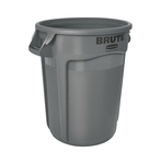 Vepa container ronde brute 121ltr wit