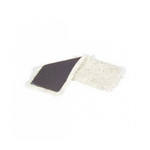 Numatic velcro vlakmop lus/katoen wit klitteband 40 cm