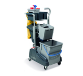 Numatic mopsysteem met afvalunit TM 2815W