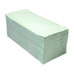 Pap.handdoek 1lgs z-vw groen 23x25cm 5000