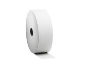 Euro toiletpapier maxi jumbo naturel 1 laags 6x525 meter