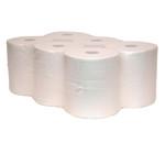Euro handdoekrol controlmatic cellulose. 2 laags. 6 rollen