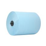 Euro matic handdoekrol blauw 2 laags 6x150 meter