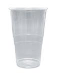 Plastic bierglas amsterdam 300 cc