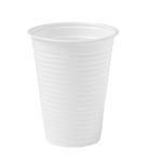 Drinkbeker wit 180 cc 150317