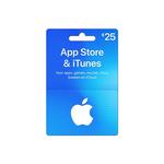 iTunes wave 25 euro