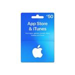 iTunes wave 50 euro