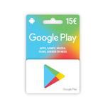 Google play 15 euro
