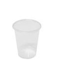 Plastic borrelglas helder splintervrij 2 cl