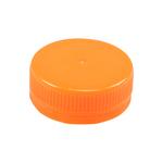 Kunststof doppen oranje tbv petflessen