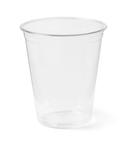 Plastic beker 440 ml transparant