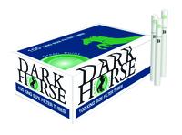 Dark horse menthol capsule hulzen 100 stuks