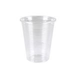 Depa plastic beker per stuk verpakt 180 cc