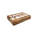 Cateringdoos tastyfood karton 464 x 313 x 80 mm
