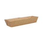 Biodore A16 bakje bruin golfpapier
