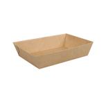 Biodore A50 bakje bruin golfpapier