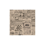 Basket wrapping paper times 31x31 cm 4x1000 vel