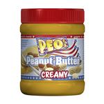 Peo peanut butter creamy 340 gr