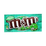 M&M's mint dark chocolate 40 gr