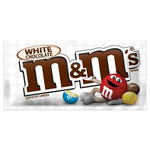 M&M's white chocolate 40 gr