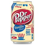 Dr.pepper vanilla float 355 ml