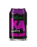 KA black grape blik 330 ml
