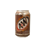 A&W root beer 350 ml