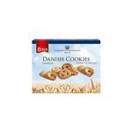 Bisca danish cookies 375gr. a10
