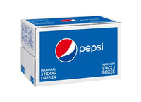 Pepsi Cola regular postmix 10 liter