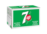 Seven Up regular postmix 10 liter