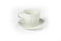 Fair cup coffee kop 175 ml met schotel
