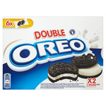Oreo double stuff pocket 170 gr