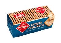 Patria creamcrackers 200 gr